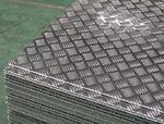 現貨供應2.05mm防滑鋁板6061