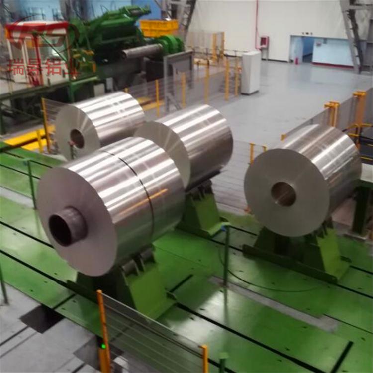 0.48mm熱處理沙林膜鋁板工藝流程
