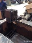 铁皮打包机、铸钢销压块机
