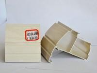 白橡木87圓弧框型材