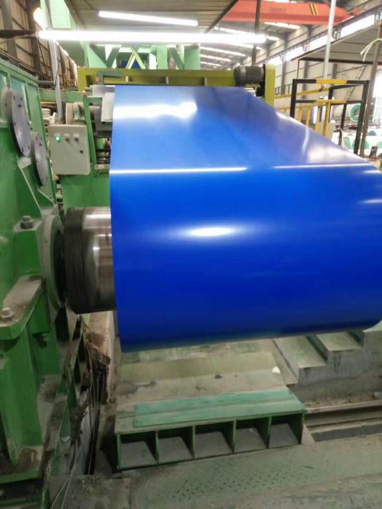 0.6保温铝卷生产