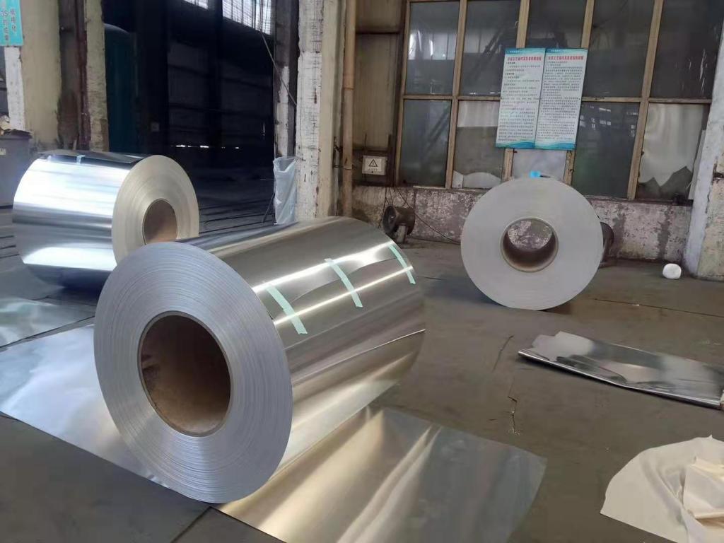 1.0MM鋁卷管道保溫每平價格