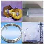 風電機組零部件耐磨涂層的應用
