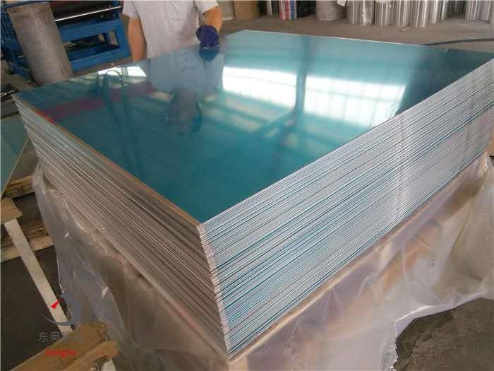 0.6mm压型铝板