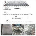 0.95mm压型铝板