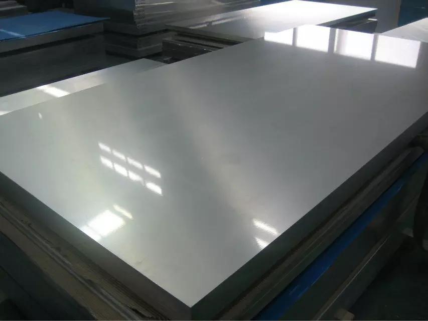 雙面貼膜鏡面鋁板,6061鋁板-金暉金屬