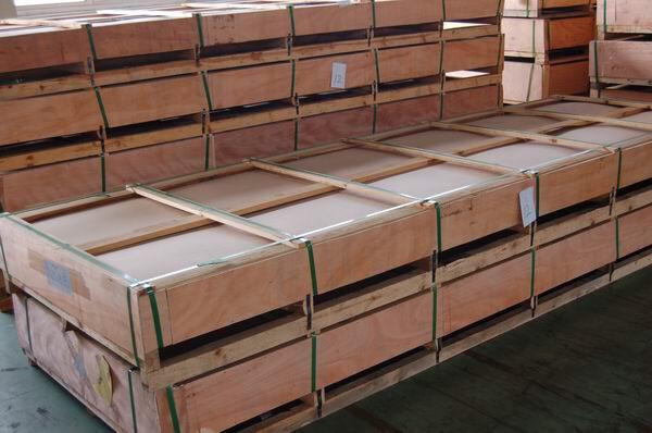 廠家供應0.4個厚保溫鋁板現貨-金暉金屬