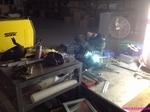LED 鋁框自動焊機