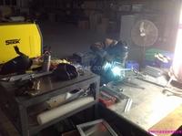 LED 铝框自动焊机