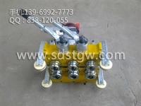 430鋁鎂錳板電動鎖邊器