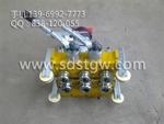 430鋁鎂錳板電動咬口機