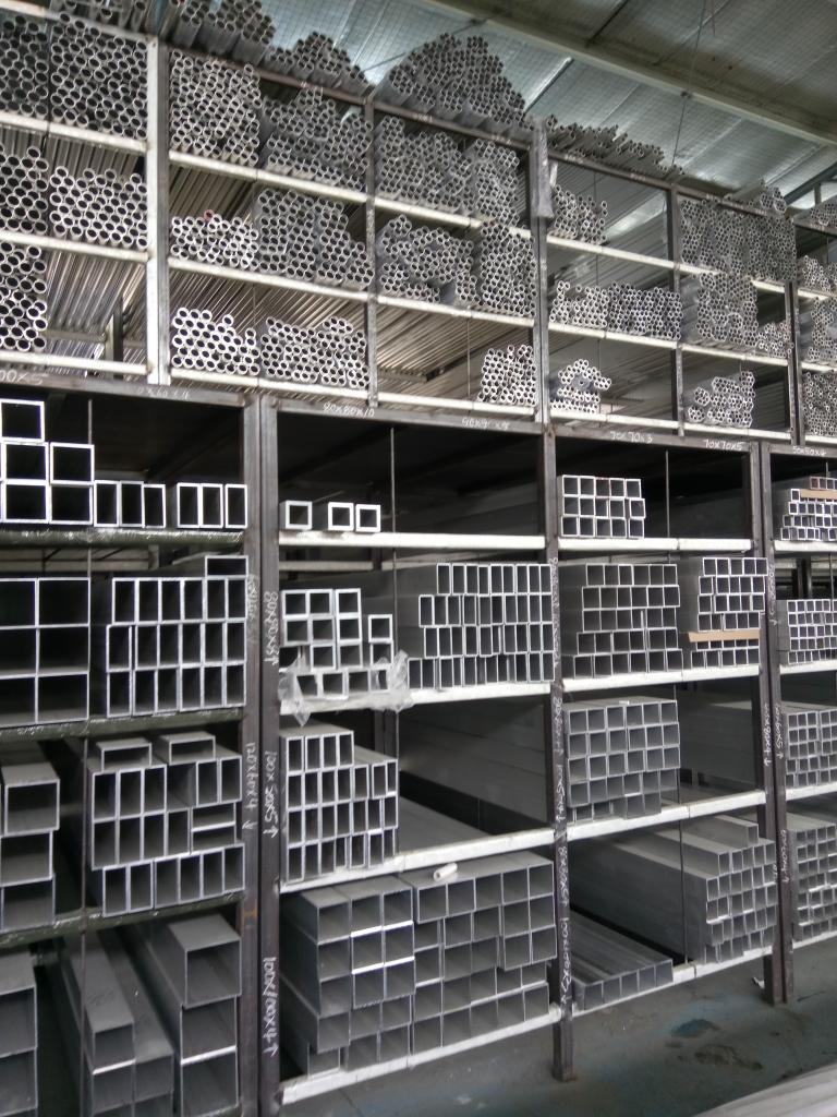 异型2A12挤压铝合金管规格