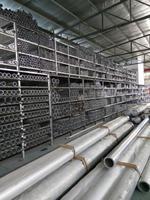 一公斤6063T5擠壓鋁管計算公式