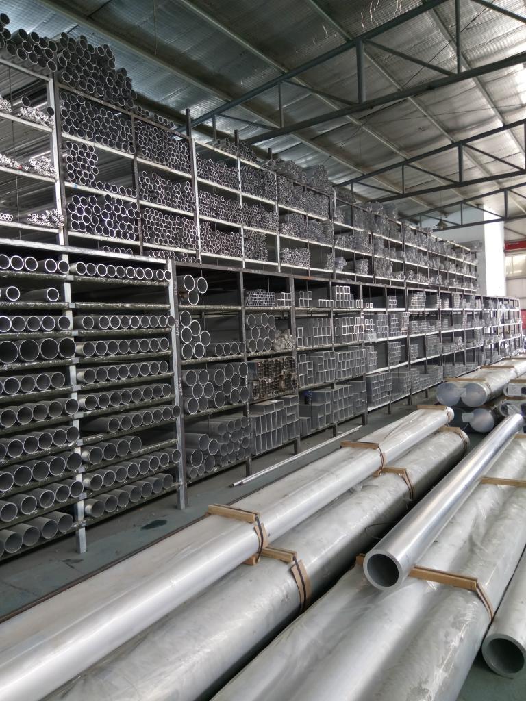 批发LY12铝合金铝管