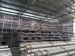 220*60无缝6061工业铝合金管零切