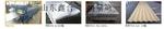 大量销售波纹压型铝板彩色压型铝板