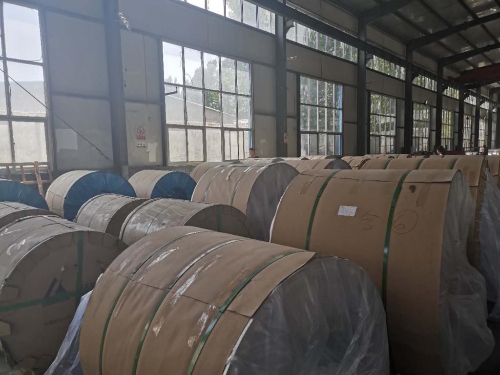庫存處理0.4毫米保溫鋁卷—現貨廠家
