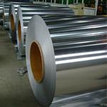 锅炉厂外壳用铝卷板 防腐保温铝板