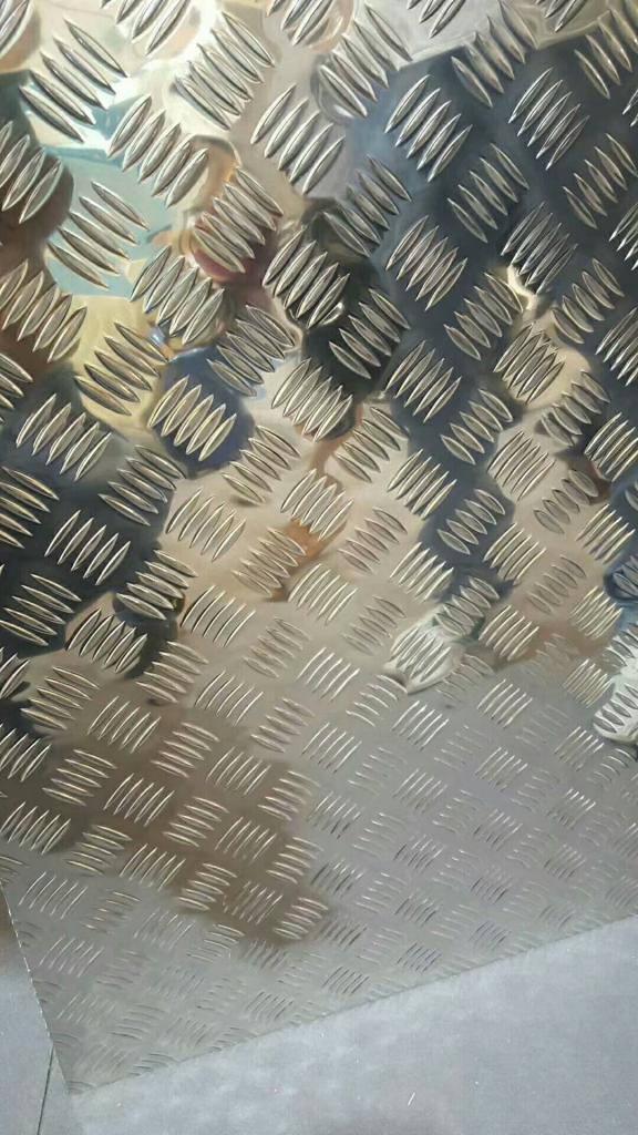 1050花紋鋁板價格