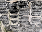 临沂磨砂电泳铝线条型材厂家