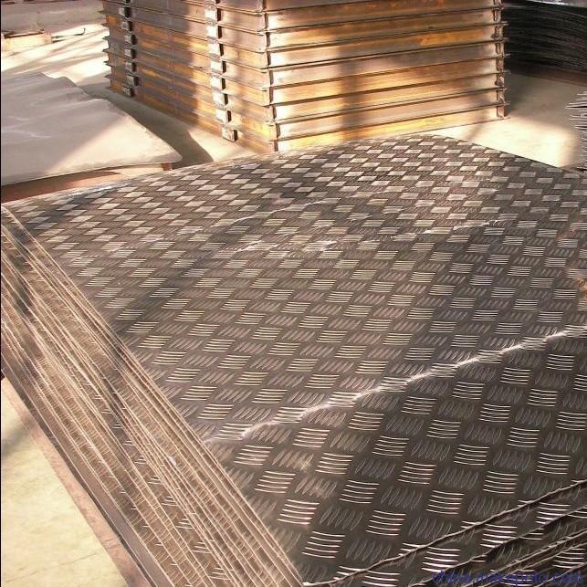 山东德州指针型花纹铝板现货销售