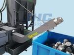鋁屑鐵屑金屬屑壓塊設備壓塊成型