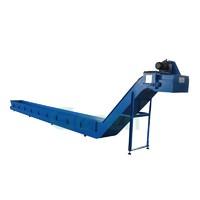 链板输送机链板排屑机铝屑输送设备