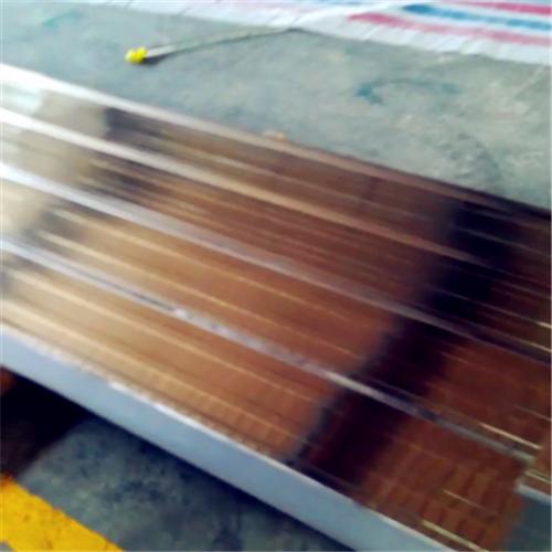 2.0花纹铝板重量计算 中傲铝业
