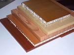 倣木紋 石材鋁蜂窩板