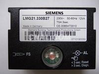 SIEMENS(西門子)程序控制器,LGB21.330B27燃燒安全控制器