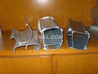 生產供應易拉寶、展示型材專用鋁型材