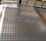 上海出售3003压花铝板现货