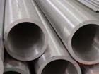 6061铝管生产商 高精度 大截面铝管