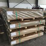 進口拉絲鋁板 A6063鋁板密度