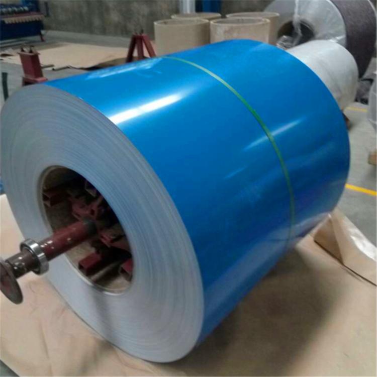 晟宏鋁業供應彩涂鋁板生產