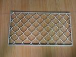 网状冲孔铝板 1060穿孔铝板 规格全