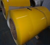 金色拉丝铝板 铝卷聚酯彩涂 工业用