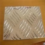 5052五条筋花纹铝板 指针压花铝板