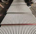 管道设备防腐保温防护波纹波浪铝板