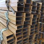 廠家直銷現貨銷售木紋鋁方管