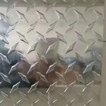 花紋鋁板多少錢  5052花紋鋁板