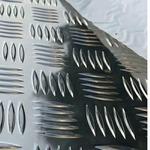 2號花紋鋁板  防滑鋁板廠家