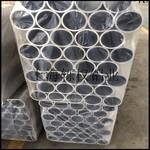 铝圆管铝方管椭圆管加工定制