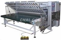 游艇、船舶内装潢用铝蜂窝板生产线