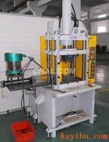 鋁制品切邊機昆山壓鑄件液壓修邊機