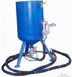 开发式喷砂机 移动喷砂机