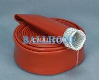 玻纤硅胶保温隔热套管