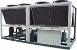 环保型风冷螺杆式冷水机组