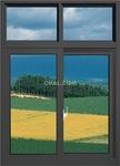 供應各類家用門窗鋁材,封陽臺鋁材