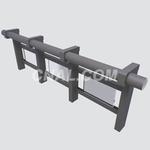 [量大从优]阳台扶手铝材